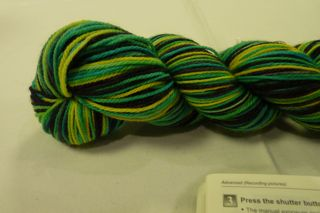 A photo of yarn I might have taken before Franklin's class