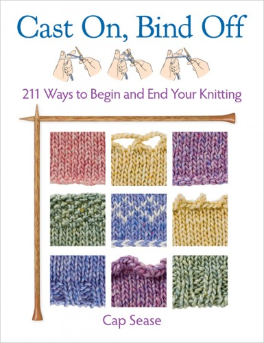 211 ways to start and end your knitting