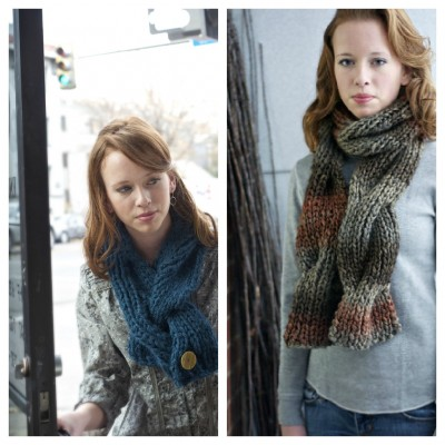 Cable Scarf and Cowl!