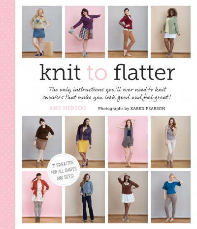 Knit to Flatter, the book