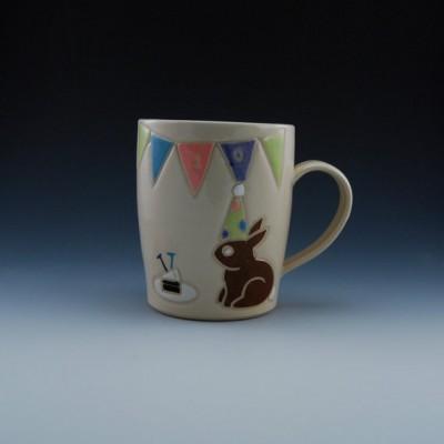 Anniversary mug