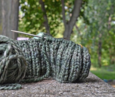 Briar Rose lofty merino 2-ply