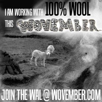 Wovember WAL