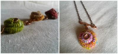 Bricolage jewelry