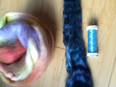 Yarn fixins