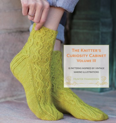 The KNitter's Curiosity Cabinet: Volume 3