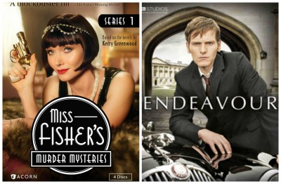 Miss Fisher and Endeavour