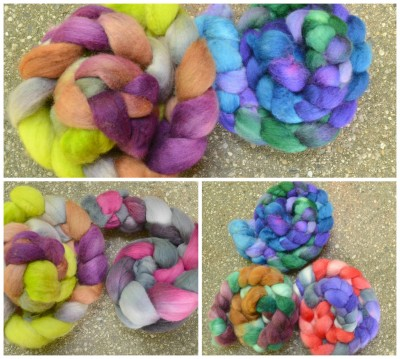 Yarn Hollow and cjkoho designs fibers
