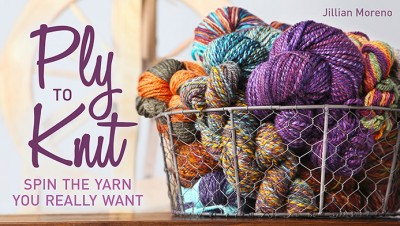 Ply to Knit with Knittyspin editor Jillian Moreno