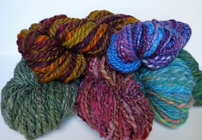 Some of my extra handspun.