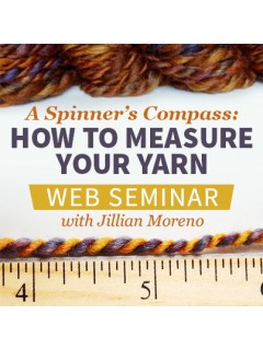 How to measure yarn