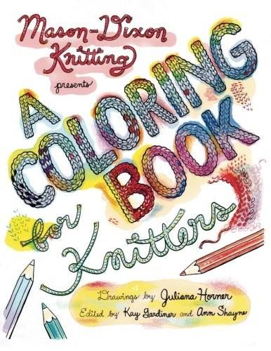 A Mason-Dixon coloring book!