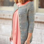 Maya Cardigan photo by Ryann Ford
