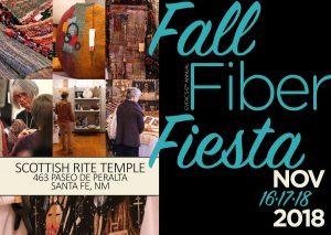 NM Fall Fiber Festival November 2018