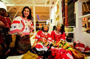 Hibla ng Lahing Filipino Traveling Exhibition