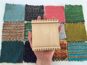 purl & loop wee weaver
