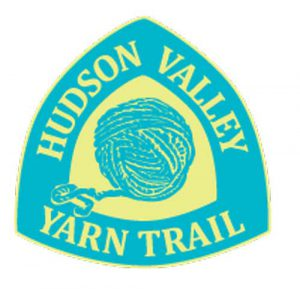 hudson valley yarn trail logo