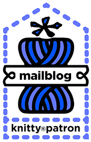 knitty mailblog logo